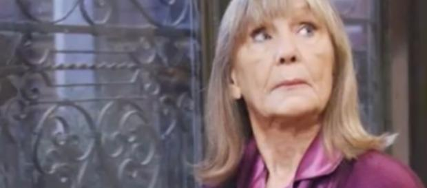 Dina is back on screen on 'Y&R.' - [CBS / YouTube screencap]