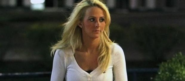MTV reality star Leah Messer gave update on daughter Adalynn's health. - [The Fame / YouTube screencap]