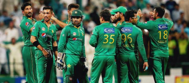 Pak vs Aus live coverage on PTV Sports (Image via PCB/Youtube screencap)