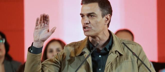 Pedro Sánchez contra los partidos de derechas, donde 'hay más testosterona que neuronas'
