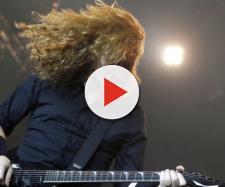 Dave Mustaine, frontman dei Megadeth