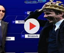 L'Inter di Antonio Conte e Marotta
