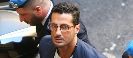 Fabrizio Corona torna in carcere.