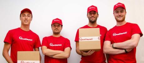 Il team di Qualimenti per un e-commerce senza intermediari