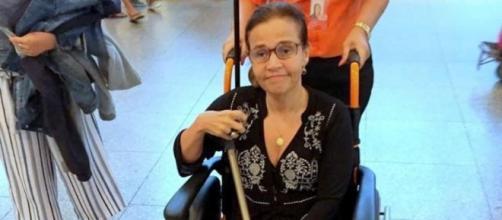 Atriz Cláudia Rodrigues é transferida para UTI (Arquivo Blasting News)