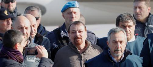Cesare Battisti chega a Roma após quase 40 anos foragido. (Arquivo Blasting News)