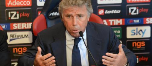 "Genoa, Preziosi: ""Puntiamo al decimo posto"""
