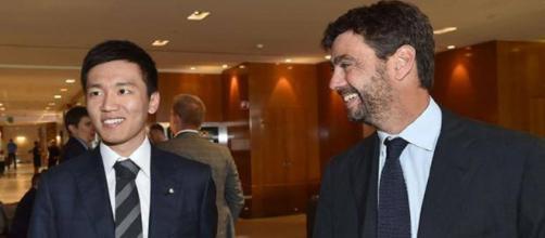 Gli interessi di Inter e Juventus