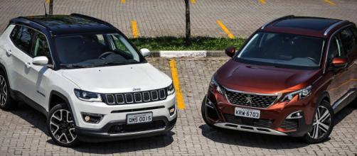 Jeep e Peugeot, due brand della poco probabile alleanza Fca-Psa- com.br