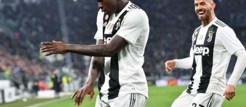 Kean studia il rinnovo con la Juventus