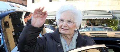 Liliana Segre cittadina onoraria Firenze