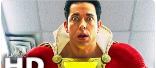 """Shazam!"" closes out the original lineup of DCEU movies. [Image Credit] Warner Bros./YouTube"