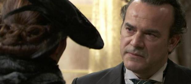 Anticipazioni Una Vita: il colonnello Arturo viene ingannato da Silvia