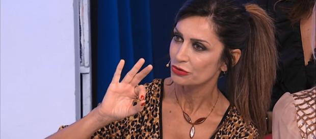 Barbara De Santi al Trono Over.
