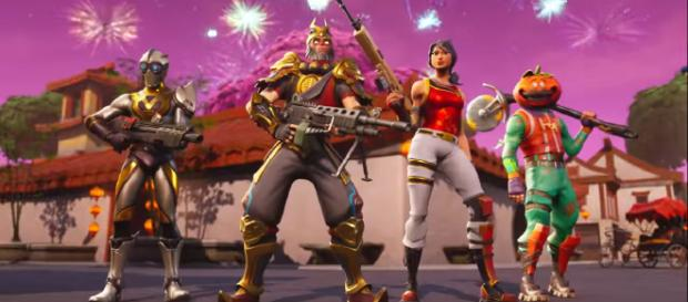 Fortnite will bring ranked matches in the next update. [Source: Fortnite/YouTube ]
