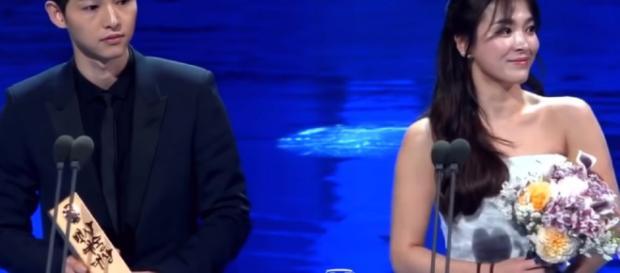 Song Hye Kyo - Song Joong Ki divorce rumors are still haunting fans. Image credit:Anna Col/YouTube screenshot