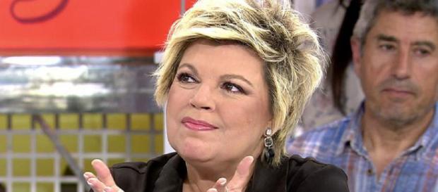 """Terelu Campos: """"No he visto nunca a Rocío Carrasco tan mal"""". / Telecinco"""