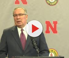Bill Moos answers questions at Tuesday press conference [Source: Journalstarnews/YouTube]