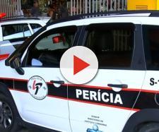 Crime aconteceu próximo à área de desembarque da rodoviária de Sorocaba (SP). (Reprodução/TV Tem)