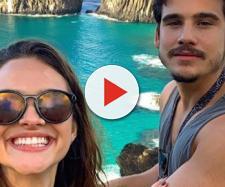 Romance entre Nicolas Prattes e Juliana Paiva durou 8 meses. (Reprodução/Instagram/@nicolasprattes)