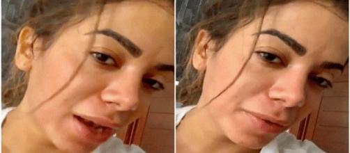Anitta aparece sem maquiagem nas suas redes sociais. (Reprodução/Instagram)
