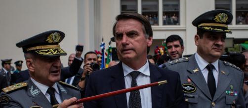 Bolsonaro vai estabelecer as 'comemorações devidas' pelo golpe de 64. (Arquivo Blasting News)