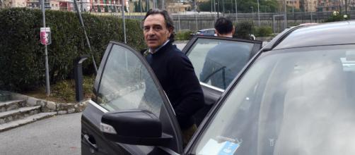 Cesare Prandelli, tecnico del Genoa