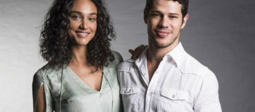 Débora Nascimento e José Loreto são vistos juntos. (Arquivo Blasting News)