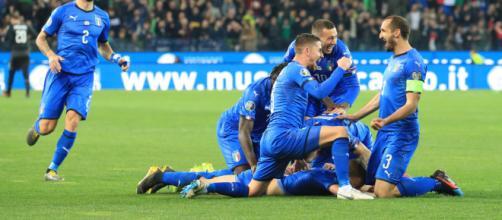 Qualificazioni Euro 2020, Italia-Finlandia 2-0 - Sportmediaset - mediaset.it