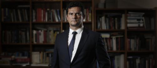 Sergio Moro se manifesta sobre possível candidatura em 2022. (Arquivo Blasting News)