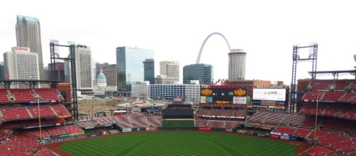 The Cardinals have lots to be excited for this season. [image source: redlegsfan21- Wikimedia Commons]