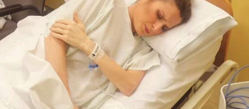 Verdeliss publica el vídeo de su parto prematuro en YouTube