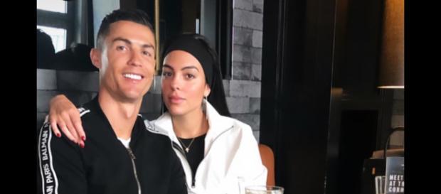 Juventus, Ronaldo e a Lisbona insieme a Georgina