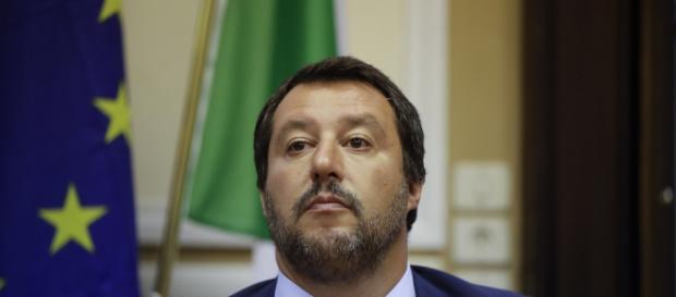 Matteo Salvini e la nuova fidanzata