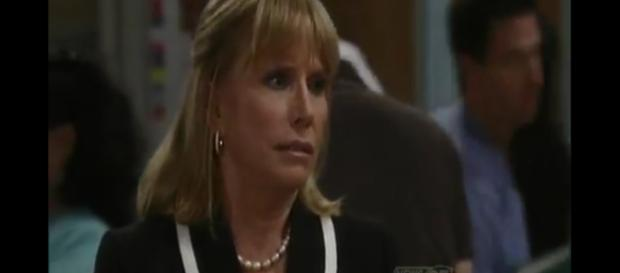 Monica will host a special guest at teh Quartermaine mansion. [Source:ABC Soaps/YouTube]