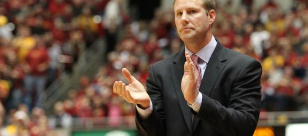 The Nebraska basketball team still has Tim Miles in charge [Image via Stadium/YouTube]