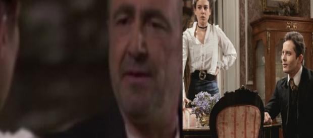Una Vita trame spagnole: Ramon tra le braccia di Carmen, Samuel e la moglie minacciati