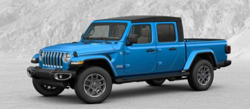 2020 Jeep Gladiator foto - trucktrend.com