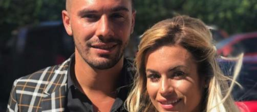 Carla Moreau enceinte de Kevin Guedj ? Le couple sème le doute ... - voici.fr