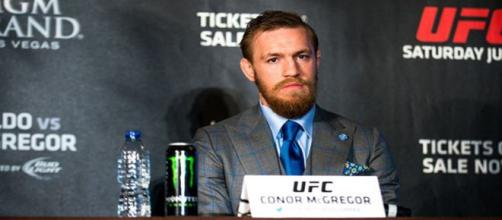 Conor McGregor shocked the world by announcing his retirement - Image credit - Andrius Petrucenia | YouTube