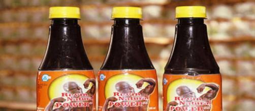 Energético deixa de ser comercializado na Zâmbia. (Reprodução/Twitter)