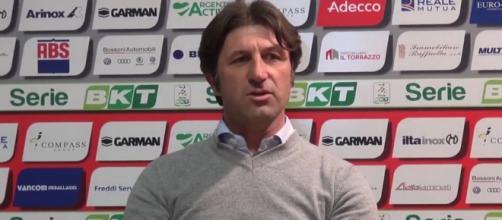 Massimo Rastelli, allenatore della Cremonese