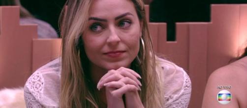 Paula se torna a 'queridinha' do público (Reprodução/TV Globo)