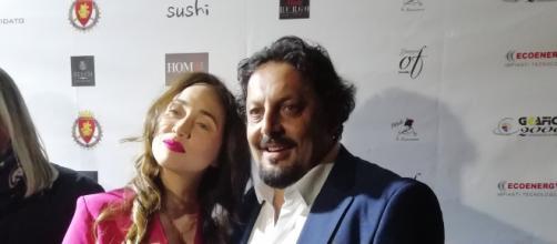 ReggioFilmFest: Brignano e Francini sul red carpet.