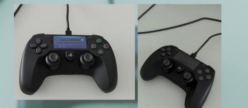Supuesto prototipo del mando de la PlayStatio 5