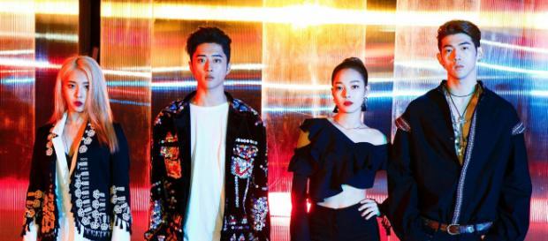 Le groupe mixte coréen Kard annonce son comeback imminent