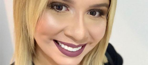 Cantora Marília Mendonça. (Reprodução/Instagram/@mariliamendoncacantora)