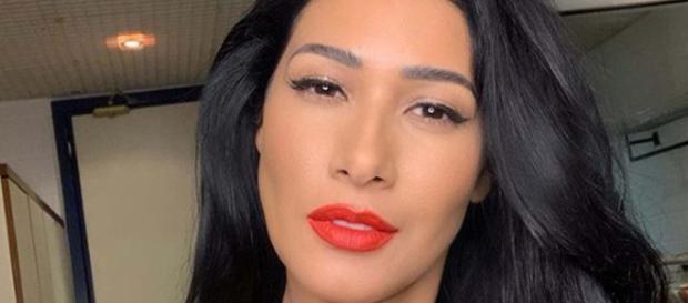 Cantora Simaria. (Reprodução/Instagram/@simaria)