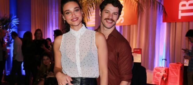 Débora Nascimento e José Loreto podem estar juntos novamente. (Arquivo Blasting News)