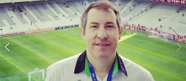 Jornalista Rafael Henzel morre de infarto - (Arquivo Blasting News)